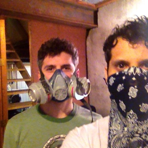 We on some Guantanamo breaking bad shit. #insulation