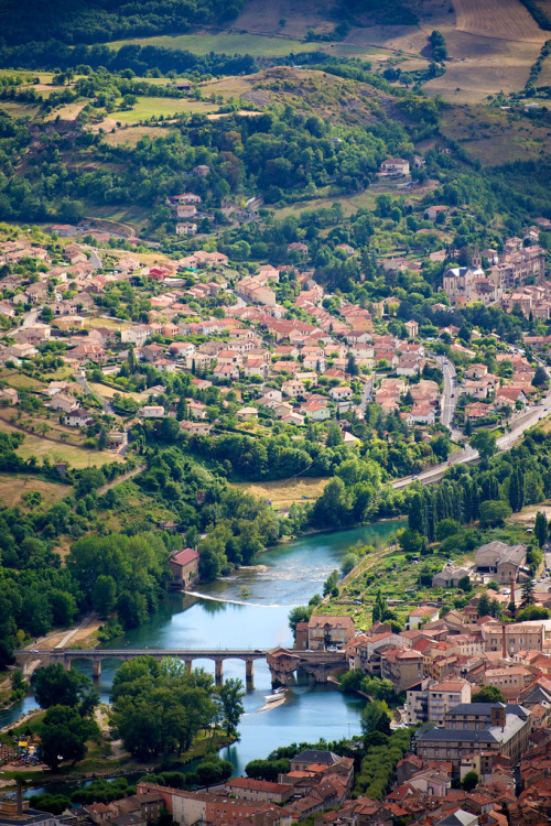 westeastsouthnorth:  Aveyron, France
