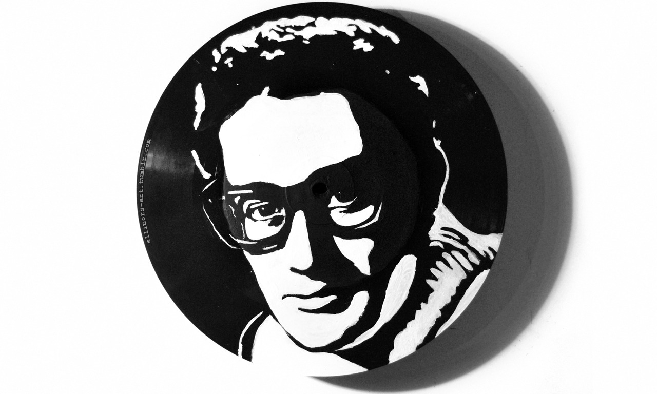 "Buddy Holly, 7"" vinyl"