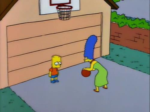 "Watch out for the Shaq attack!"" ""OW!"" ""….told you to watch out!"""