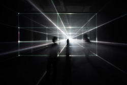 aestheticpleasure:  Vanishing Point by United Visual Artists