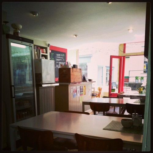 The Little Red Cafe (at frome)
