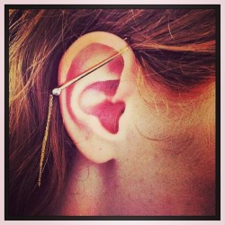 #super #duper #earcuff #love! coming to stores this week! #sauceloves #shopping #dubai #fashion #earcuff