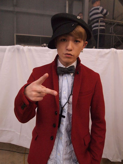kimonojetboys:  Source: AAA's Official Blog - 2012.12.22 Shuta's entry