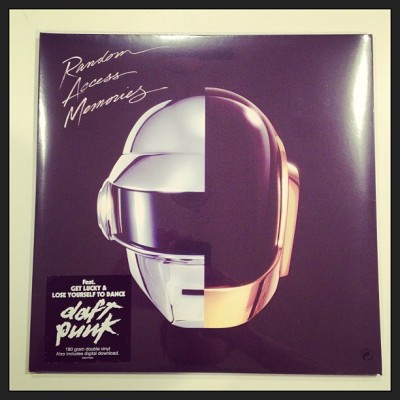Tonight's entertainment #daftpunk