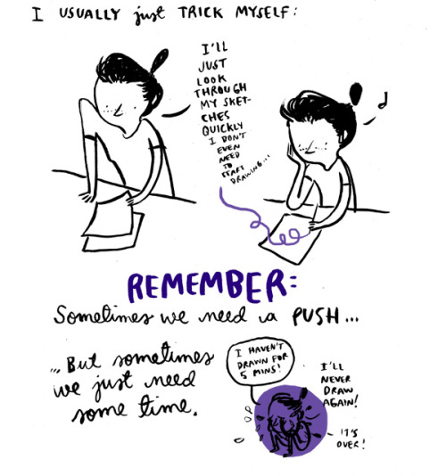 mariahokoivu:  Comics about teaching comics (done for dw-wp website 2011 dw-wp.com/author/mari-ahokoivu/)