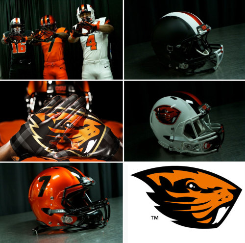 bleacherreport:  Oregon State, with the help of Nike, unveils a new logo and uniforms. What do you think of the new look?More info and photos: http://ble.ac/12rerRD