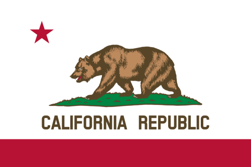 California's state flag is the best state flag.