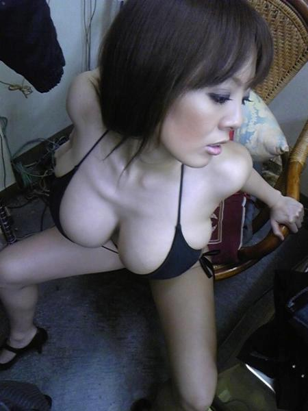 hotasianamy:  juicyasianhotties:  Sky view of some great boobshttp://juicyasianhotties.tumblr.com/  Nice shot! -amy