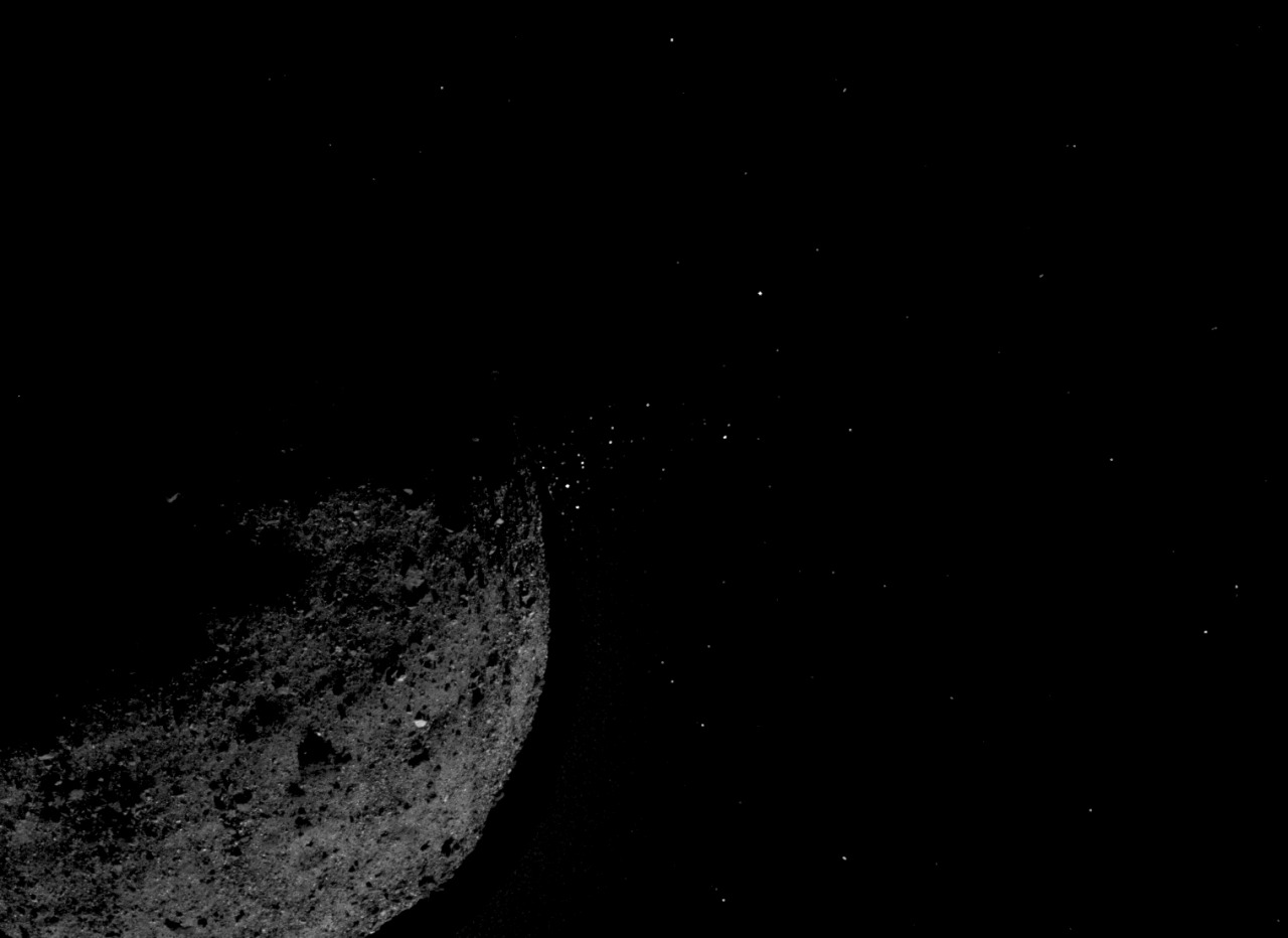 Touching Down on Asteroid Bennu via Living Ultra-Violet Inc. https://ift.tt/34i8r1Z #IFTTT#NASA#Space#Consciousness#Trippy