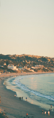 whiskeyblackleatherdiamonds:  Laguna Beach