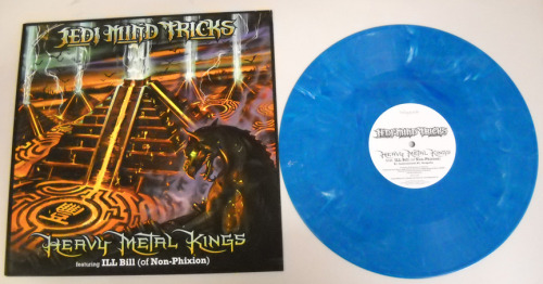 "It was this 12"" that spawned the Heavy Metal Kings. You can buy it HERE."