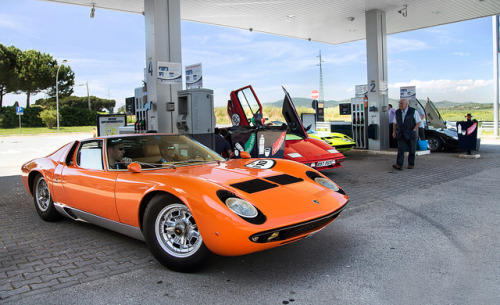 alexpenfold:  Fuel Stop. on Flickr.