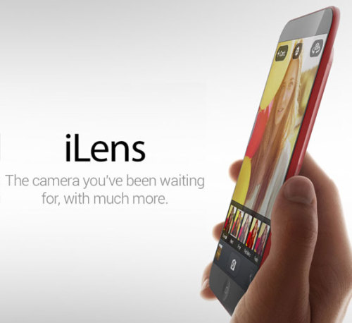 iLens Concept - Smarter Camera by Apple