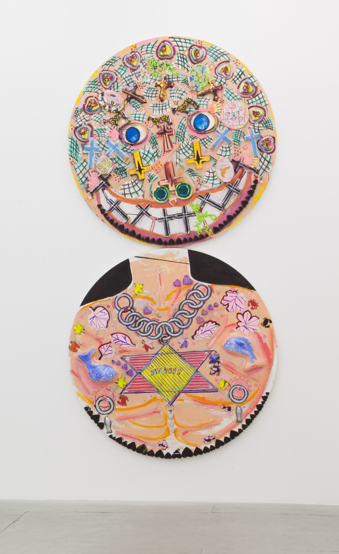 Untitled, 2012, Hal Saulson (Joshua Abelow's Art Blog Art Blog. For Older ABAB click here)
