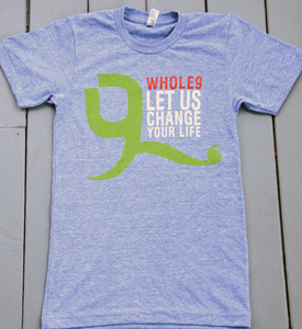 Birthday present, please! (via Whole9 — Whole9 T-Shirt, Athletic Blue)