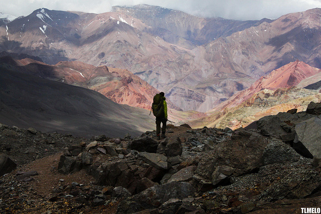 "tlmelo:  ""In the end, doesn't even matter"" - Aconcágua Mount - Argentina on Flickr."