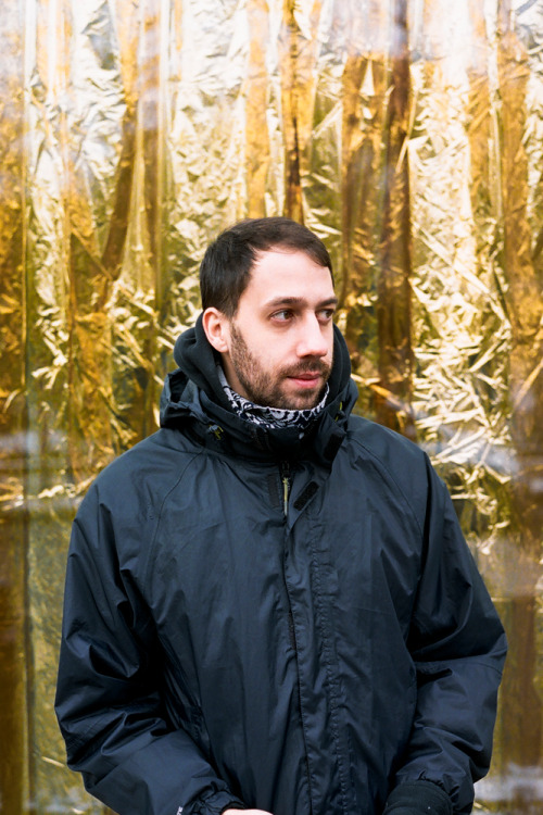 Gold Panda for Deluxe magazine. Berlin, January 2013