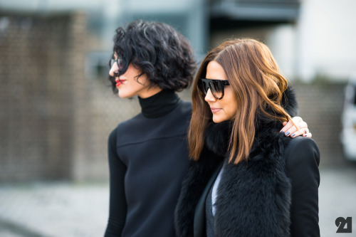 21: Yasmin Sewell & Christine Centenera, London