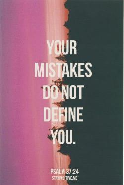 spiritualinspiration:  Our mistakes, our failures, our poor choices don't have to keep us from our God-given destiny. With God, it's not about the way you start in life, it's about the way you finish. Receive His grace today and embrace the bright future He has in store for you.