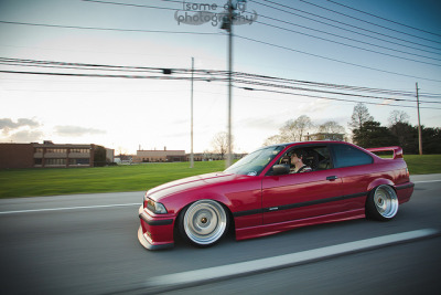 dirtymotions:  Shaun's E36 by Some Guy Photo on Flickr.