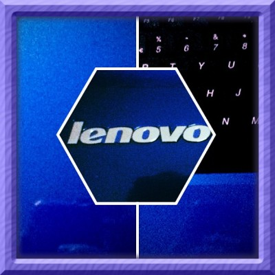 I am in love with my new #laptop. It's not pink, or red, but blue is good enough. So shiny! #Instagram #lenovo