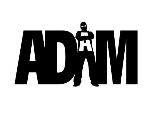 adam logo design