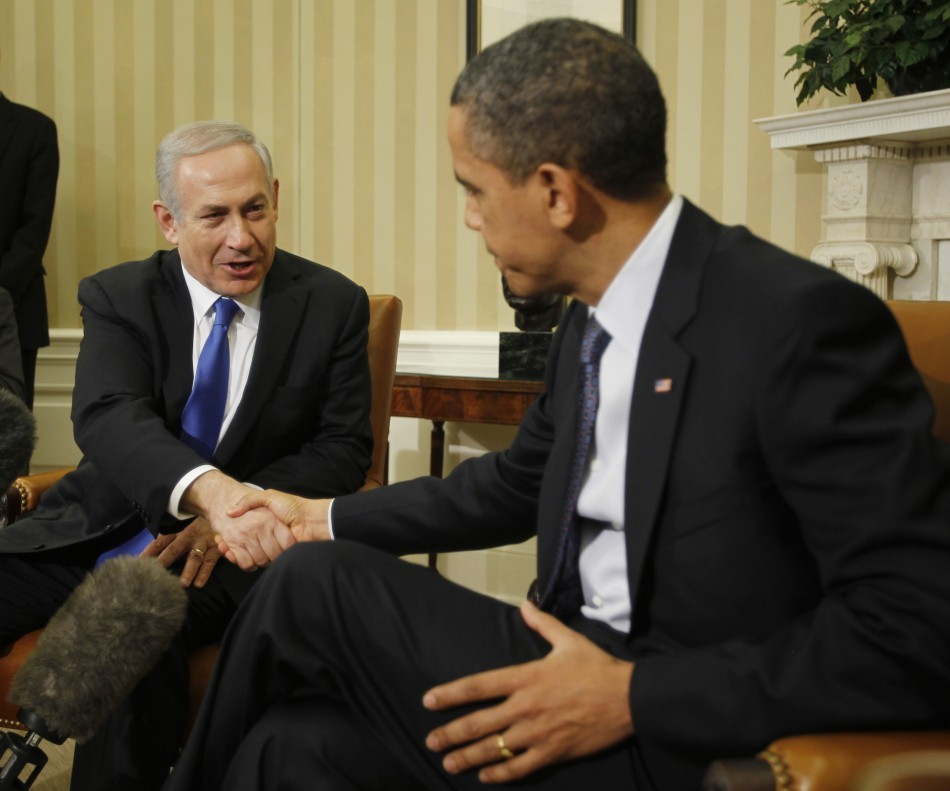 US Officials in Israel Prepare for Obama's Visit. http://www.ibtimes.co.uk/articles/431960/20130206/obama-israel-visit-netanyahu-iran-syria-palestine.htm