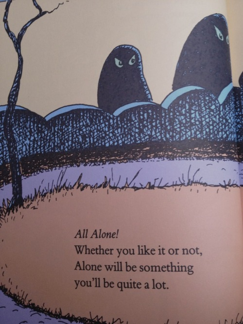 bombaybicycleclunge:  Dr Seuss cuts the bullshit.