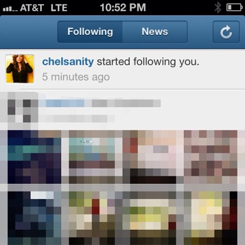 finally 🙏 so #blessed 🙌 @chelsanity