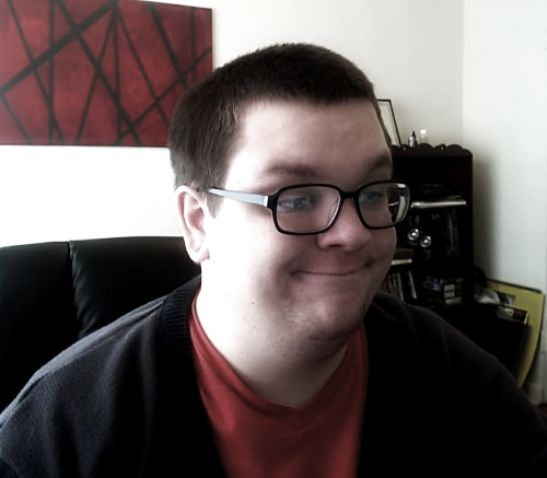 I got a haircut :D.