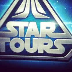 Star tours at Disney land #disneyland #starwars #fun #amazing by fabian_sk8er http://bit.ly/XhdCZs