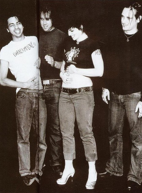 The distillers (band)