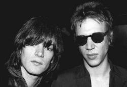 suicidewatch:  Dee Dee Ramone and Richard Hell