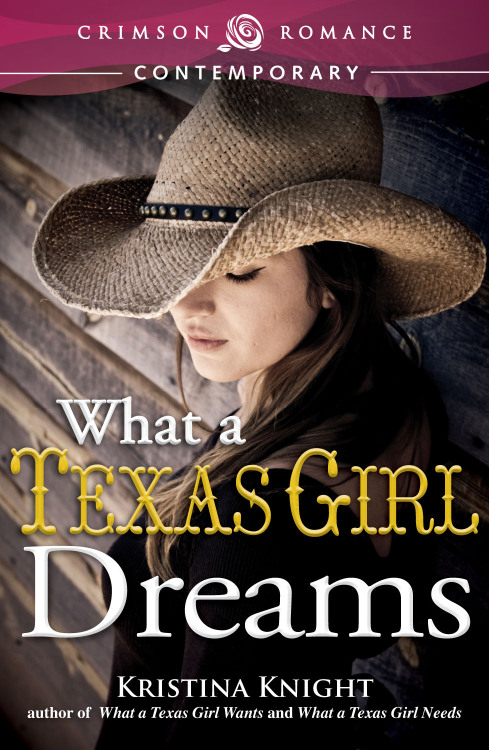 T-minus 2 weeks and counting until What a Texas Girl Dreams releases..and guess who has review copies to give away? Email if interested…and don't forget to add the book on GoodReads: http://www.goodreads.com/book/show/17861321-what-a-texas-girl-dreams