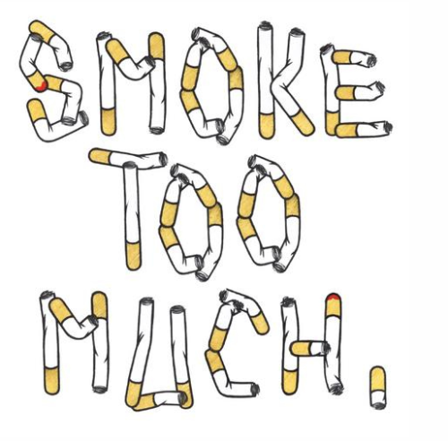 doloresdepalabra:  'Smoke too much' Greg Ewing