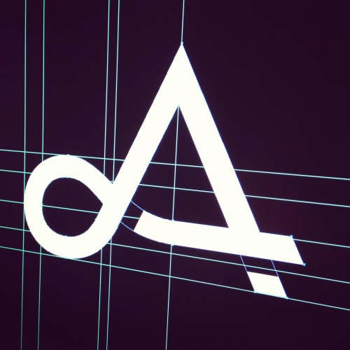 "Here is my second ""A"". Spent a lot of time on it. I decided to go vector with it to give it a better shape. Could spend even more time but if I start doing it on each letter, it will take me 2 weeks just for one of them ! :P"