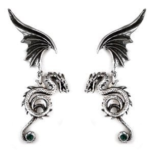 The Hunt      community is helping me track down   full ear dragon earring   .
