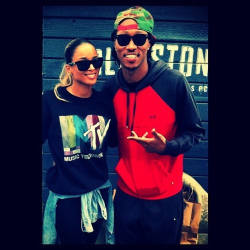 impeccableimperfection:  Ciara's First & Only Is Future? Ciara's love life has been very interesting. The girl has been rumored to date a few industry…View Post