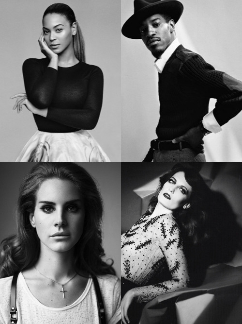 "wetheurban:  #MUSIC: PREVIEW NEW BEYONCE, ANDRE 3000, LANA DEL REY, & FLORENCE AND THE MACHINE The soundtrack to The Great Gatsby reboot is already something of legend thanks in part to an executive producer named Jay-Z and a star-studded cover of Amy Winehouse's ""Back to Black"" by Beyoncé and André 3000. Today, the full tracklist for the soundtrack was revealed, and other contributing artists include Jack White, The xx, Florence and the Machine, Lana Del Rey, and King HOV himself. Preview after the jump:  Read More"