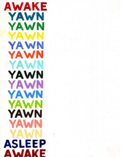 nevver:  Yawn  Monday to Sunday