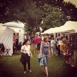Stock let Gardens Art Fest in full swing #ghent #norfolk #stockley #757 #hrva #picoftheday