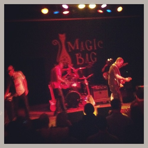 #emglishbeat is pretty good!  (at Magic Bag Theater)