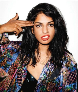 weareglobalgrind:  CULTURE VULTURES! M.I.A. Accuses The Grammys Of Stealing Her Ideas  Read more: http://bit.ly/Xupq4U