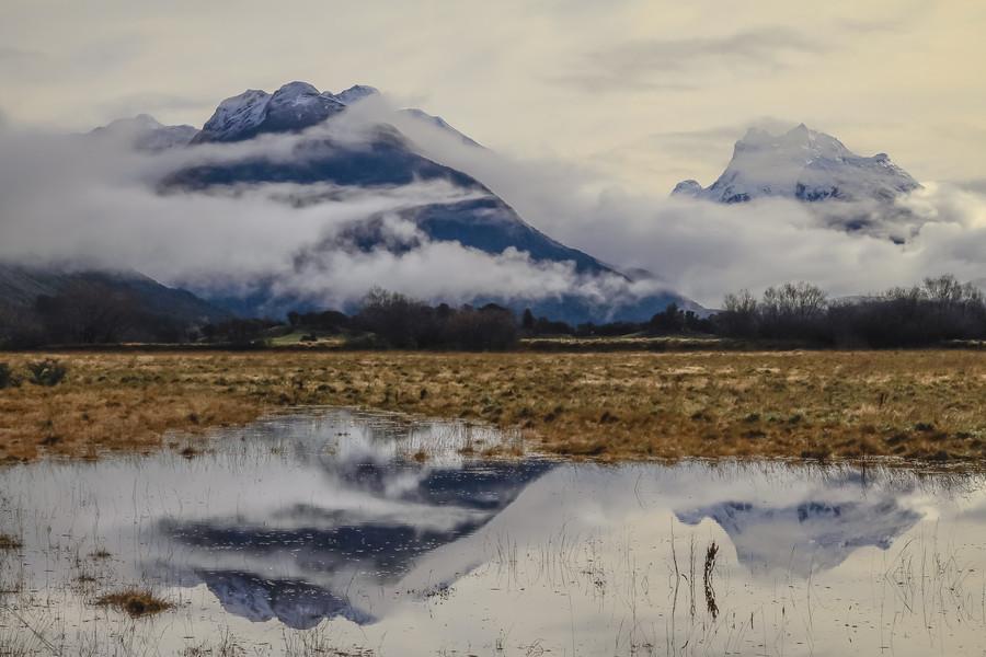 Kinloch to Glenorchy, New Zealand by eyemac23
