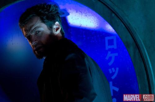 "marvelentertainment:  Hugh Jackman gets ready for action in these new images from ""The Wolverine"" tweeted out by director James Mangold! Get the full story here!"