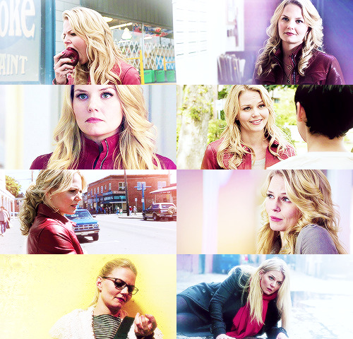 screencap meme: emma swan + colours abound (asked by emilyderavin)