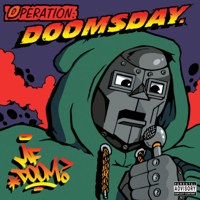hiphop-album-covers:  MF Doom Operation: Doomsday - Fondle 'Em, 1999