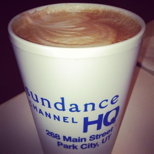 La Colombe Torrefaction perfection. (at Sundance Channel HQ)