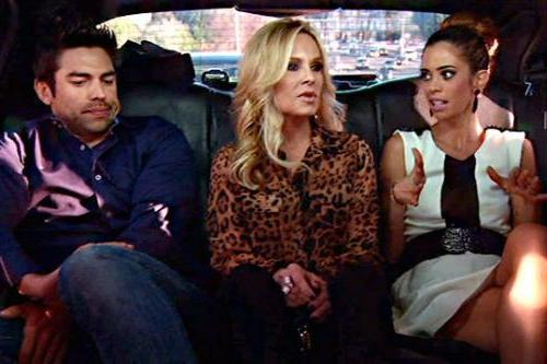 'The Real Housewives of Orange County' Recap: Heather's Big Night, Another Forgotten Fight